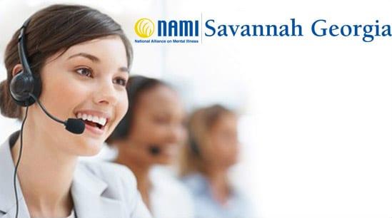 Contact NAMI Savannah