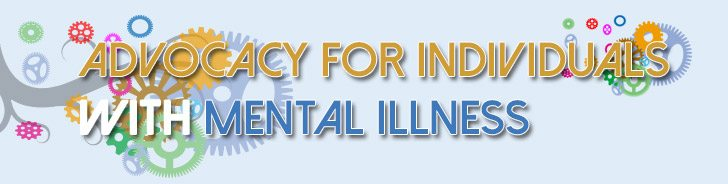 Advocacy for Individuals with Mental Illness