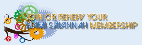 Join or Renew Your NAMI Savannah Membership