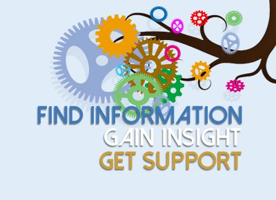 Find Information | Gain Insight | Get Support